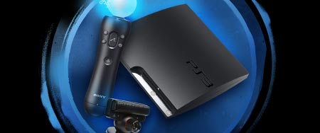 Sony ps3 move