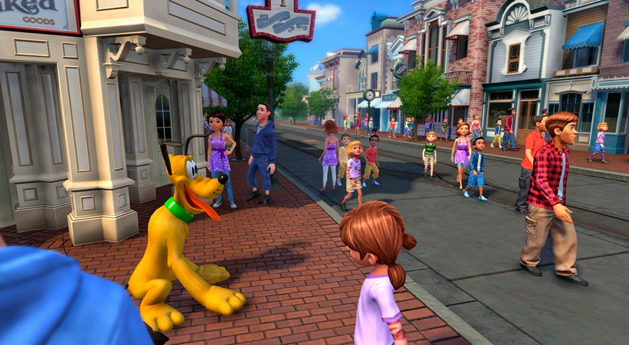 Review: Kinect: Disneyland Adventures