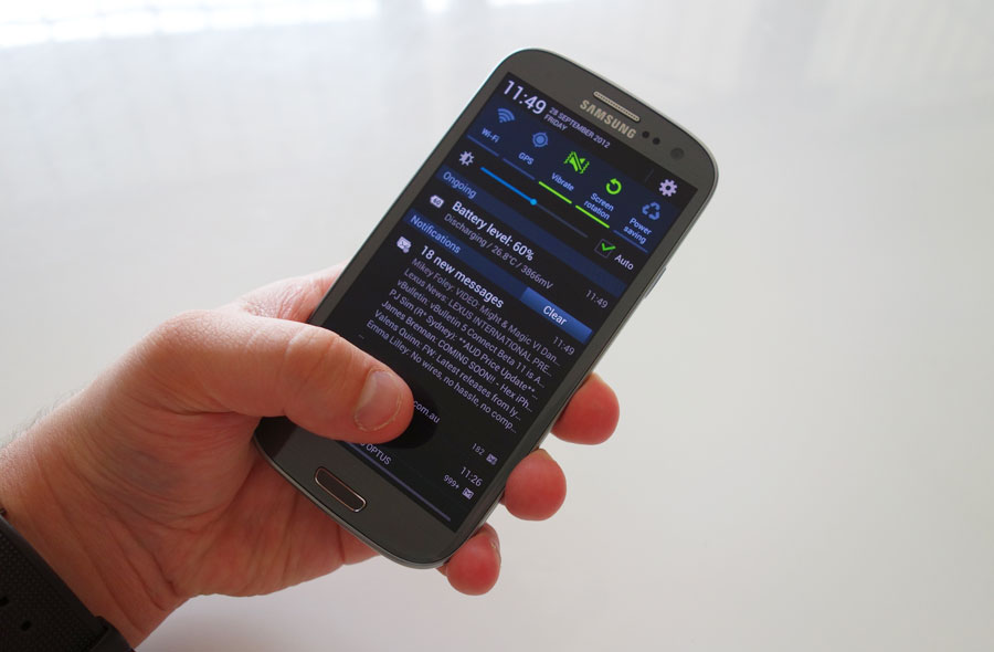 Review: Samsung 4G Galaxy S3 (GT-I9305)