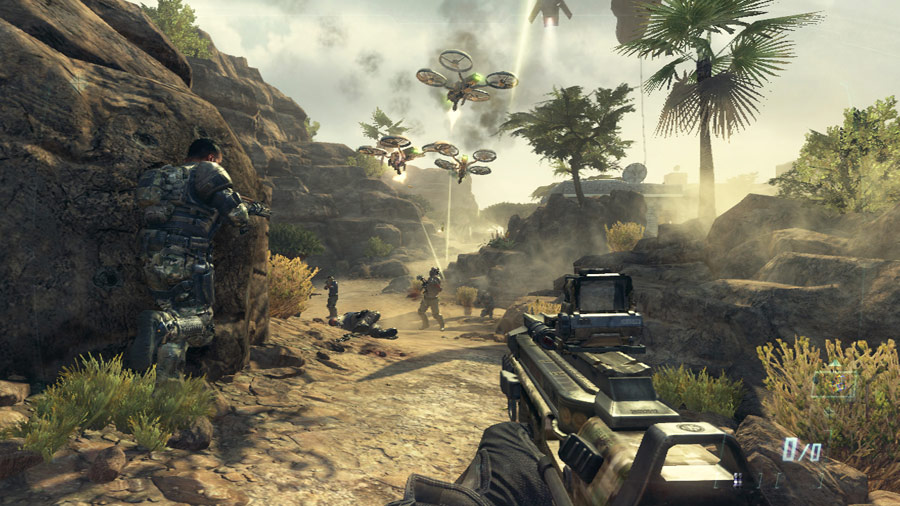 Review: Call of Duty: Black Ops 2 (Xbox 360, PS3, Windows PC)