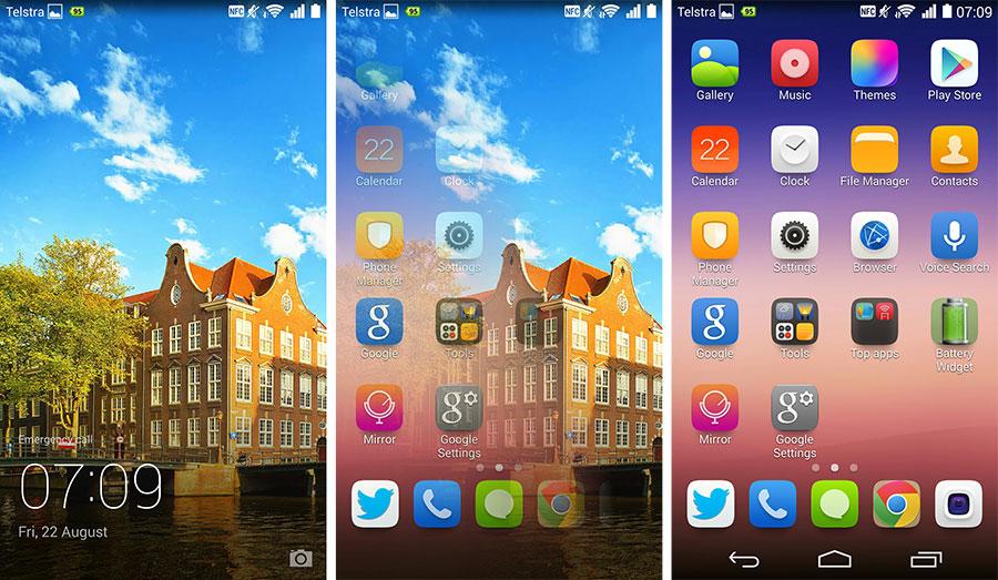 Review: Huawei Ascend P7 (P7-L10)