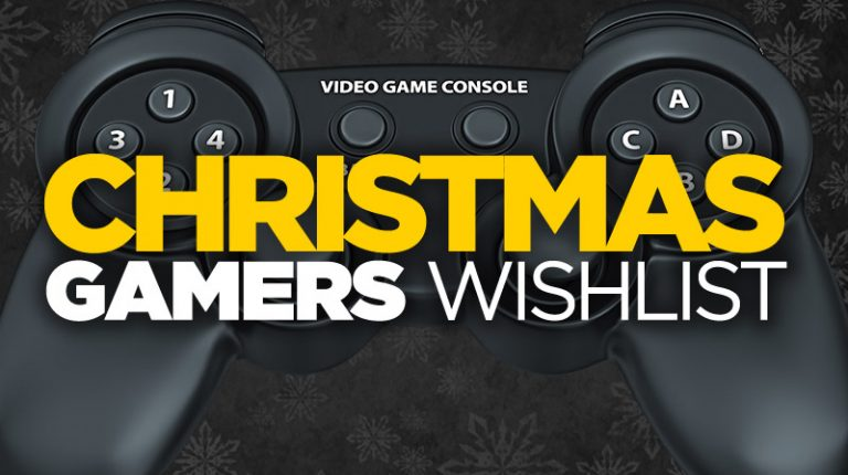 Christmas Gamers Wishlist