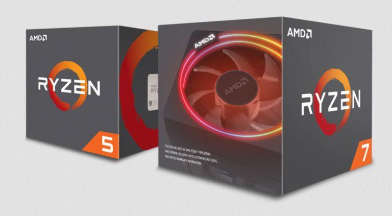 2nd gen AMD Ryzen