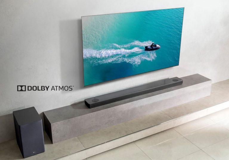 LG 2018 soundbars