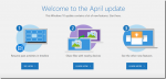 Windows 10 April 1803 Update
