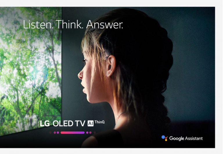 LG 2018 AI TV