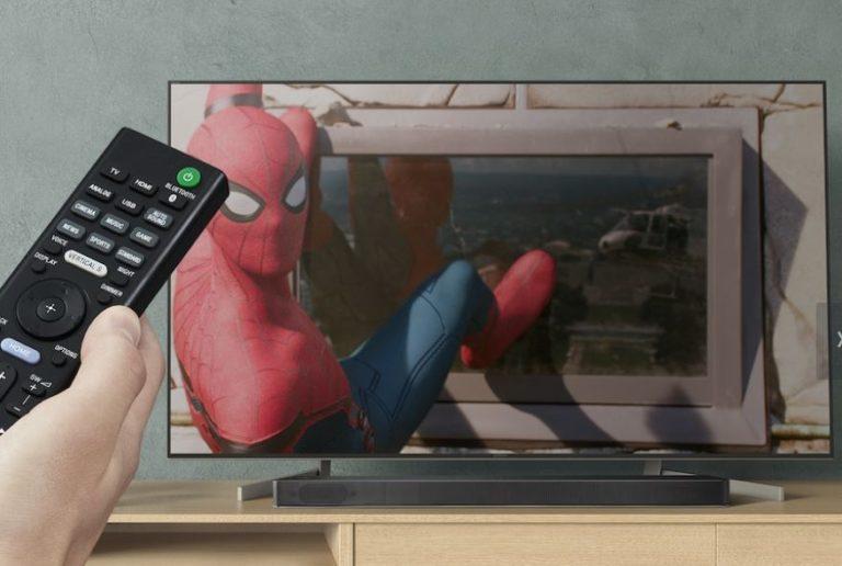 Sony 2018 TV and AV range