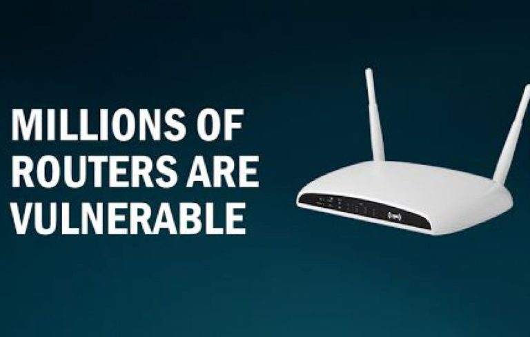 83% of home routers are vulnerable to attack