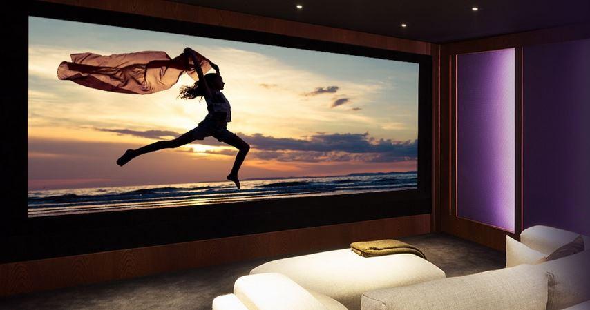 Sonys true native 4k projector
