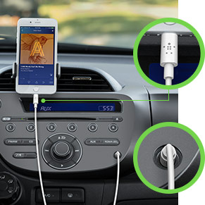 Lightning to Aux