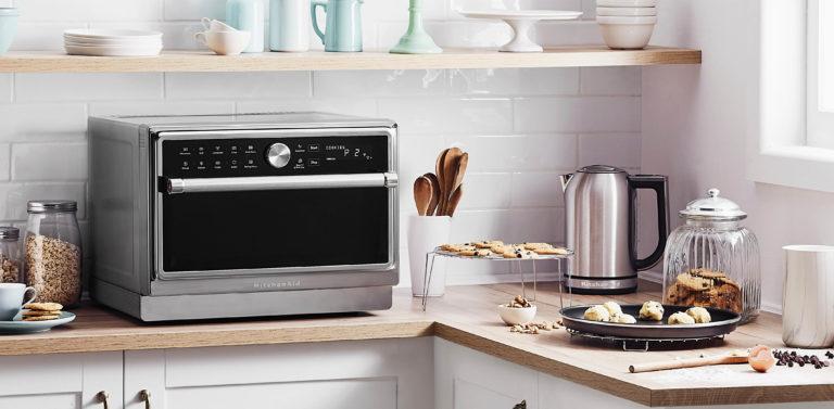 KitchenAid Bake Assist microwave Oven