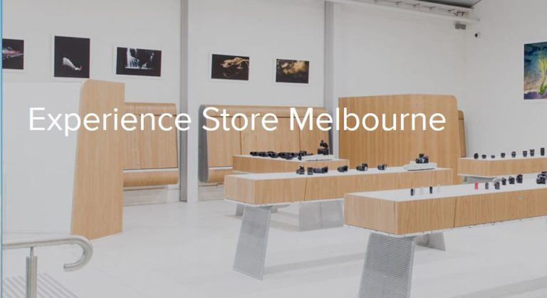 Canon experience store