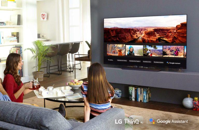 LG 2018 ThinQ TV