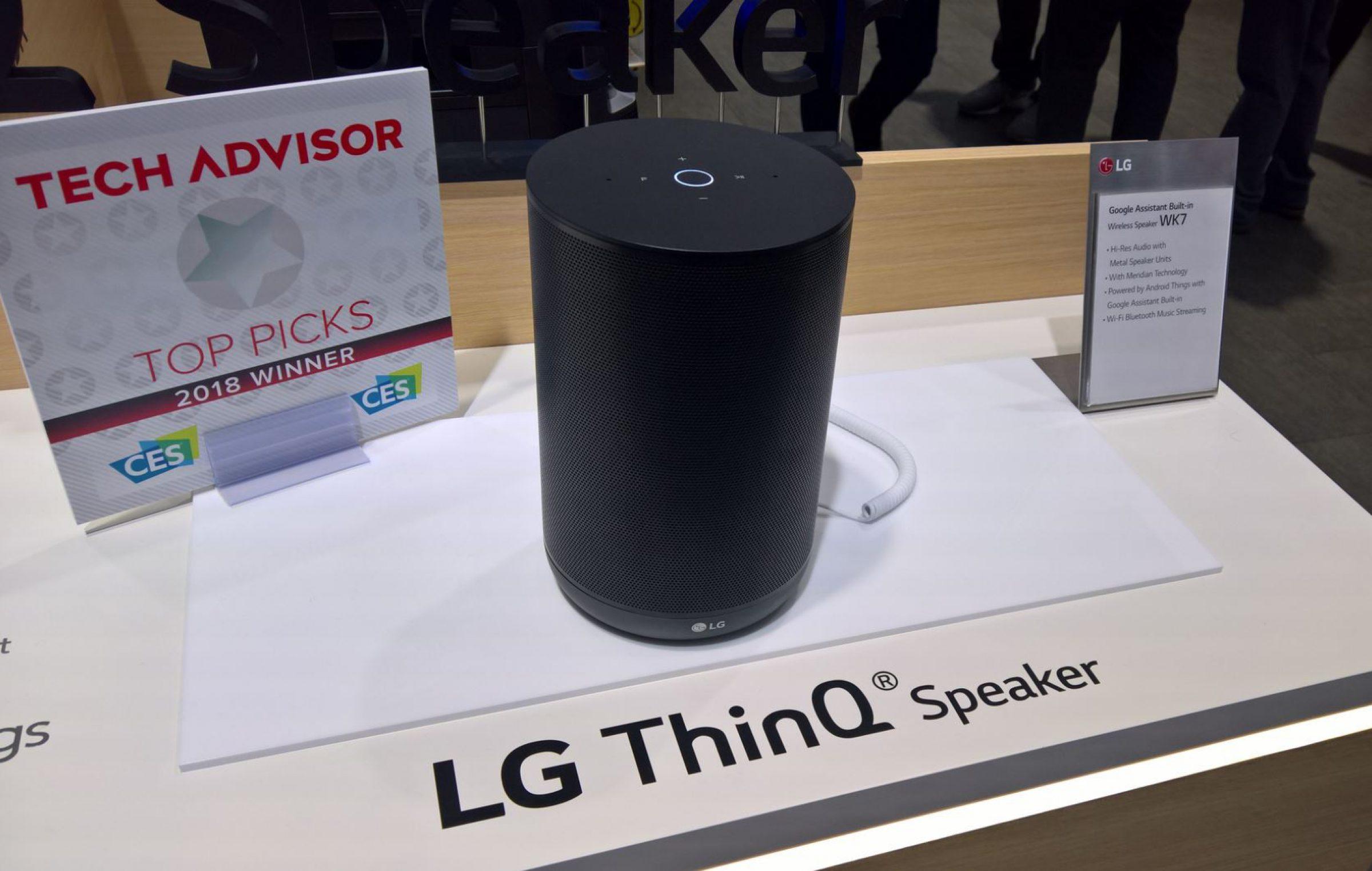LG WK7 ThinQ