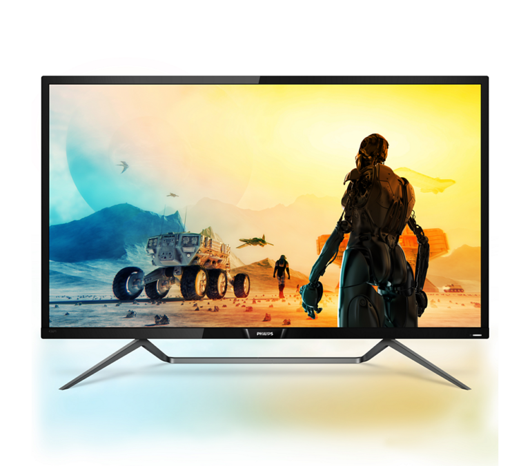 Philips 43-inch HDR1000 4K monitor