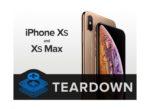 iPhone XS and XS Max teardown