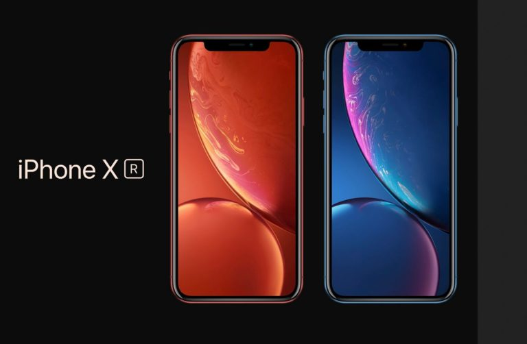 iPhone XR XS and XS Max