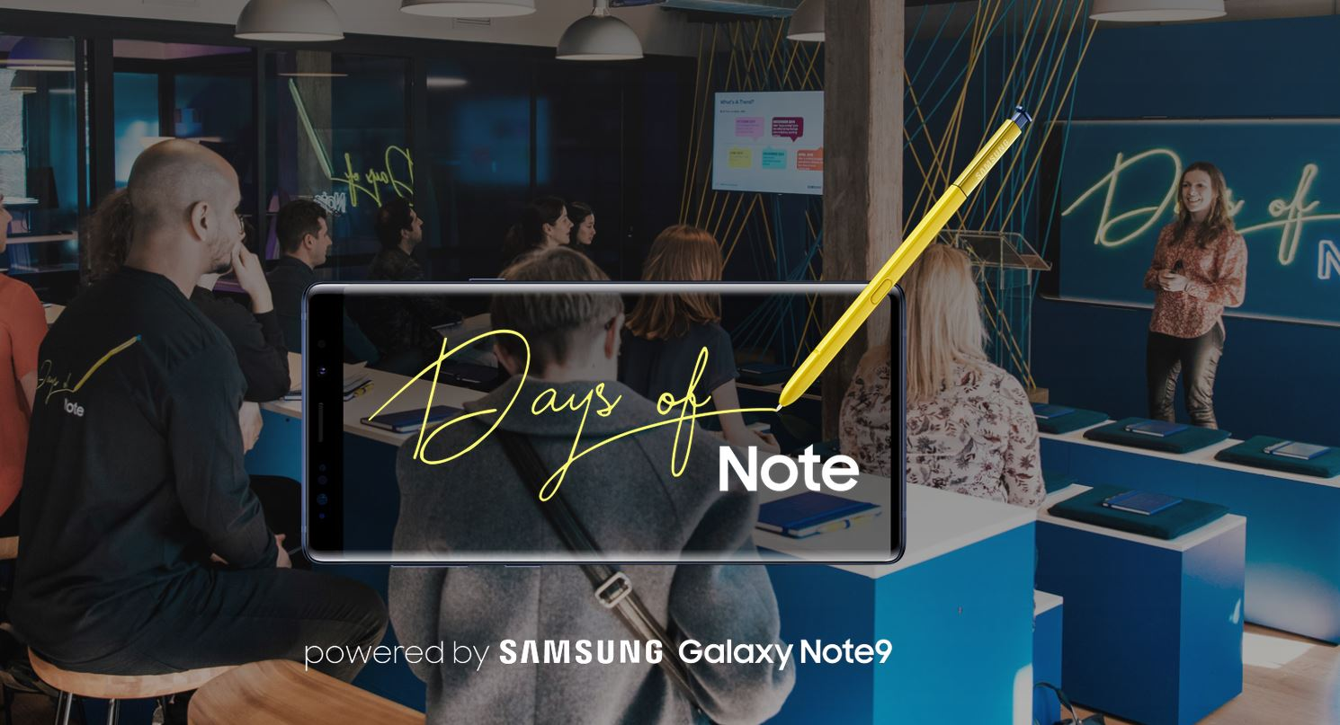 Days of Note