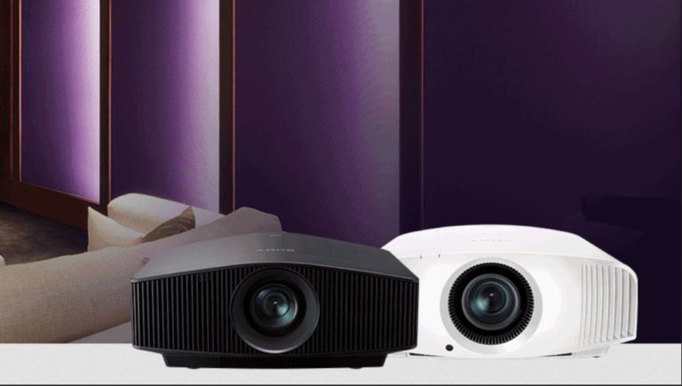 Sony's new 4K native home cinema projectors