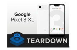 Pixel 3 XL teardown