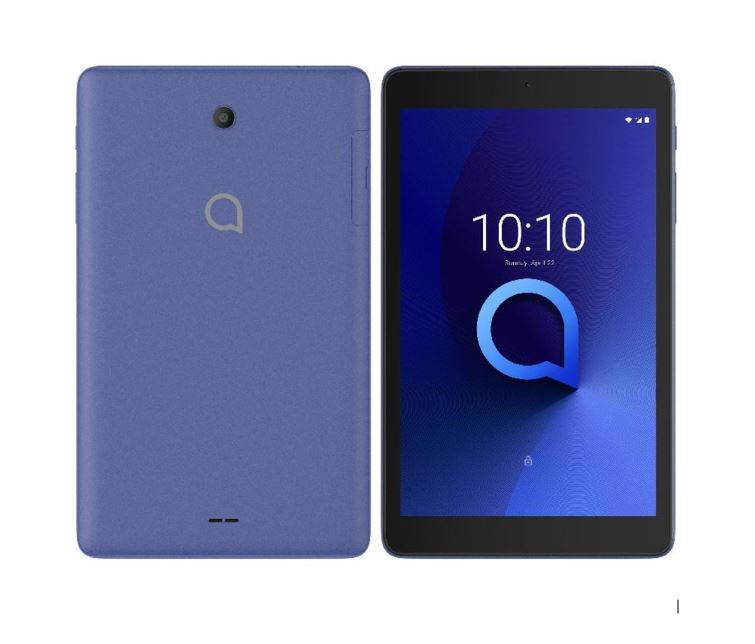 """Telstra Essential 8"""" Android tablet made by Alcatel"""