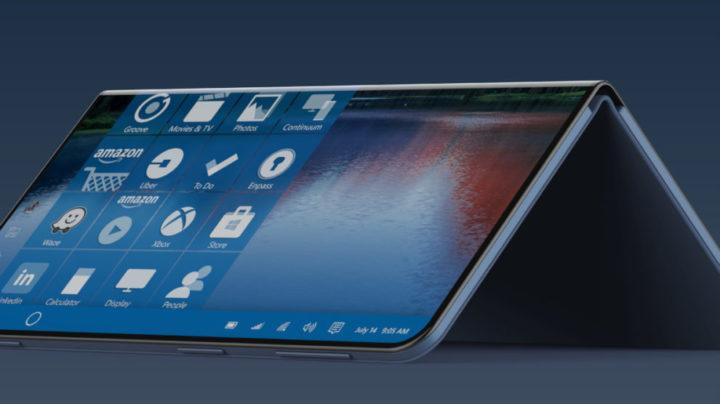 Windows foldables
