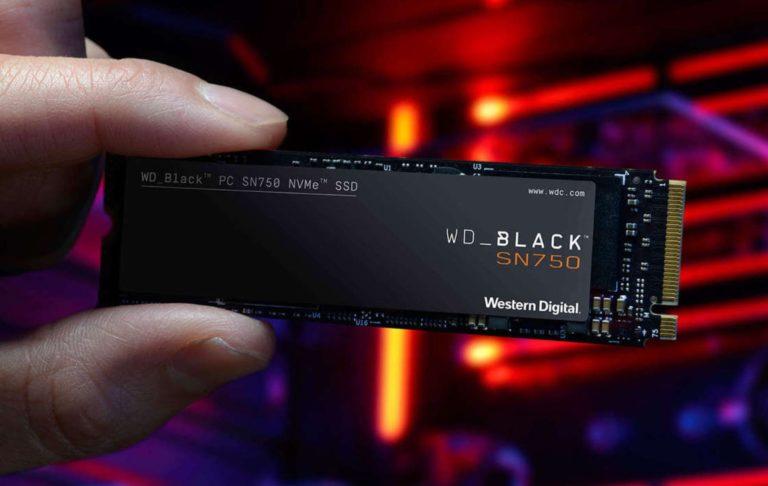 WD SN750
