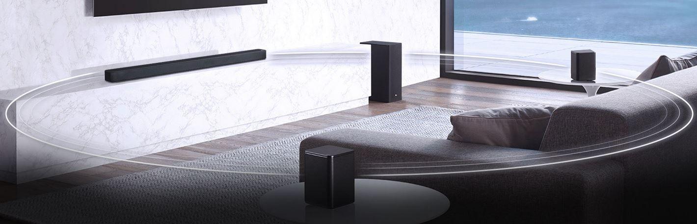 LG 2019 soundbar