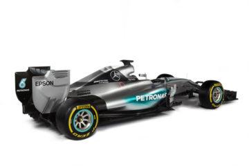 Mercedes-AMG Petronas Epson F1