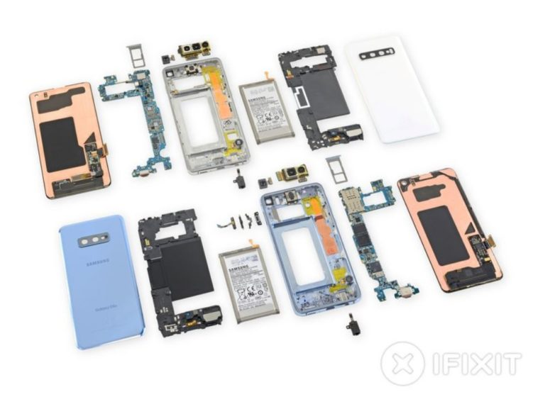 S10 Teardown