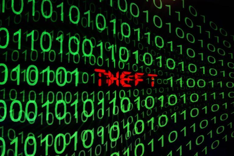 Dark Web user data