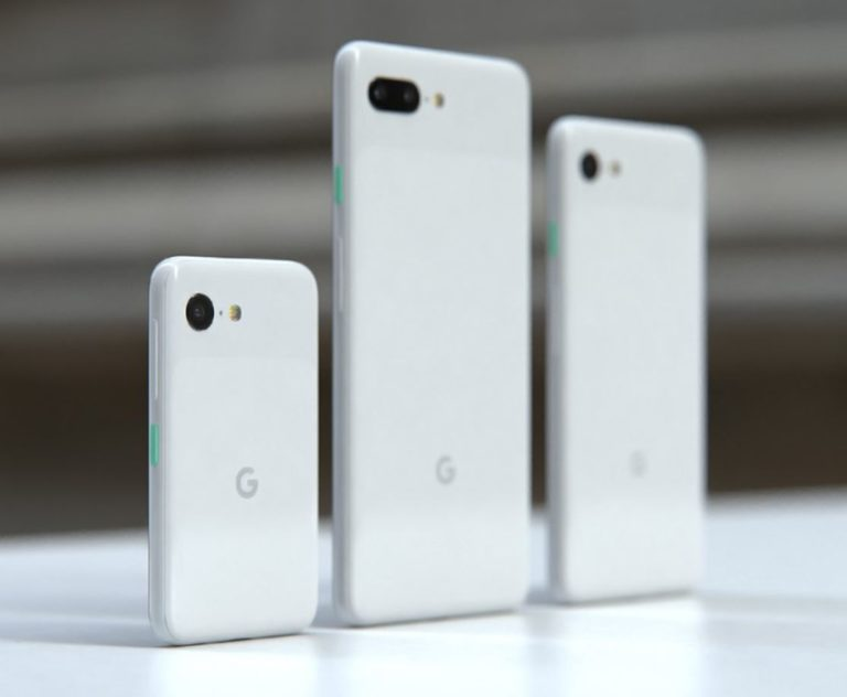 Pixel 4 and 4 XL