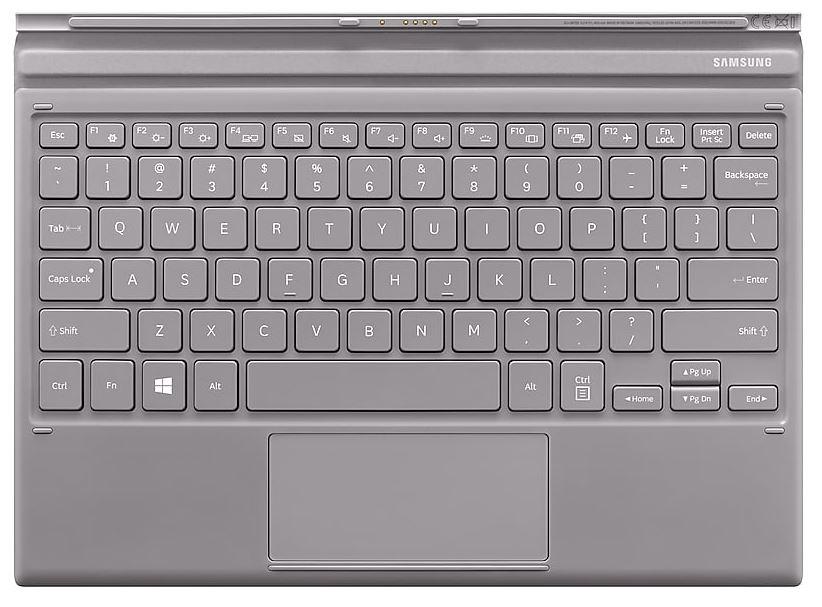 Samsung Galaxy Book2 keyboard