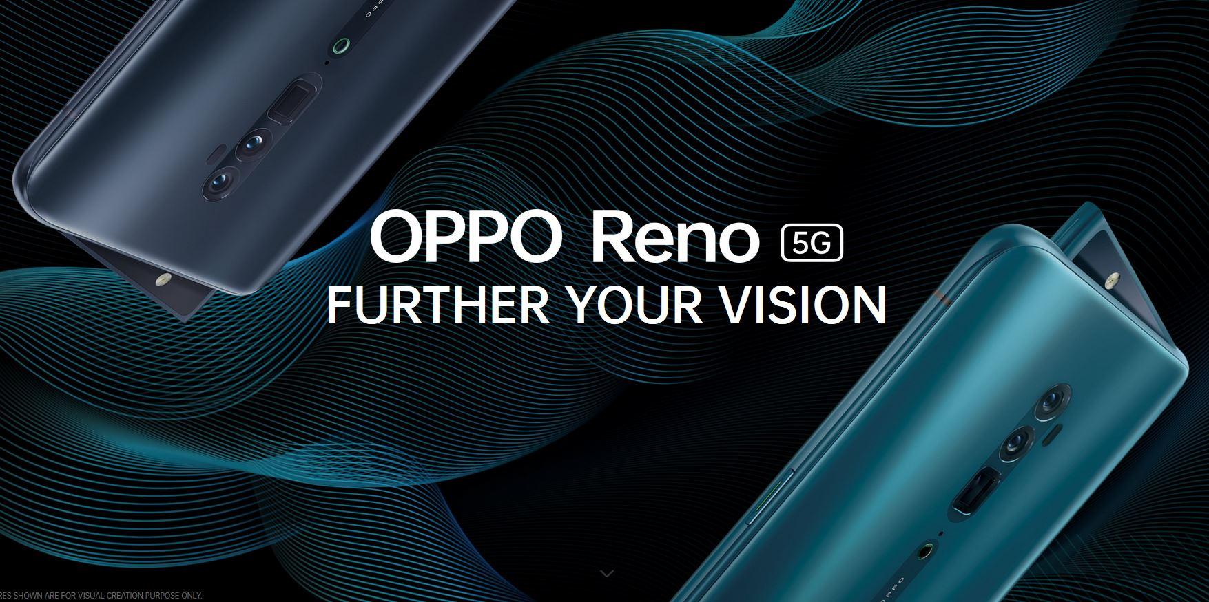 OPPO Reno 5G header