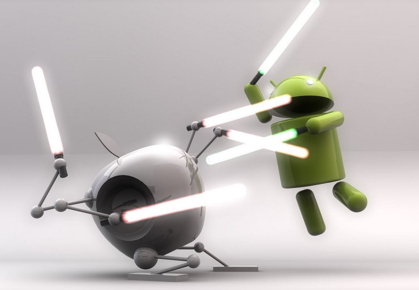 Aussies switching to Android