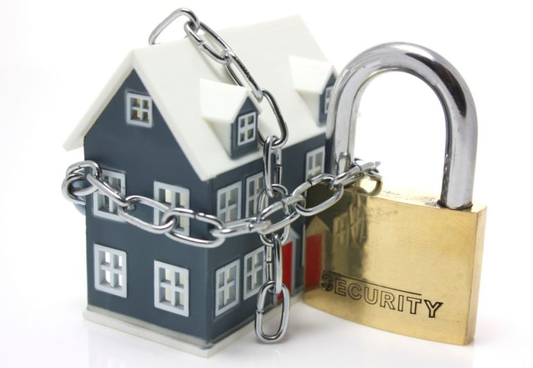 Simple things to tighten home security
