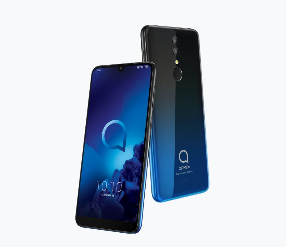 Alcatel 2019 product range