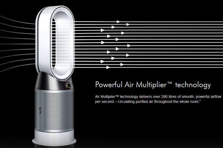 Dyson 2020 air purifier range