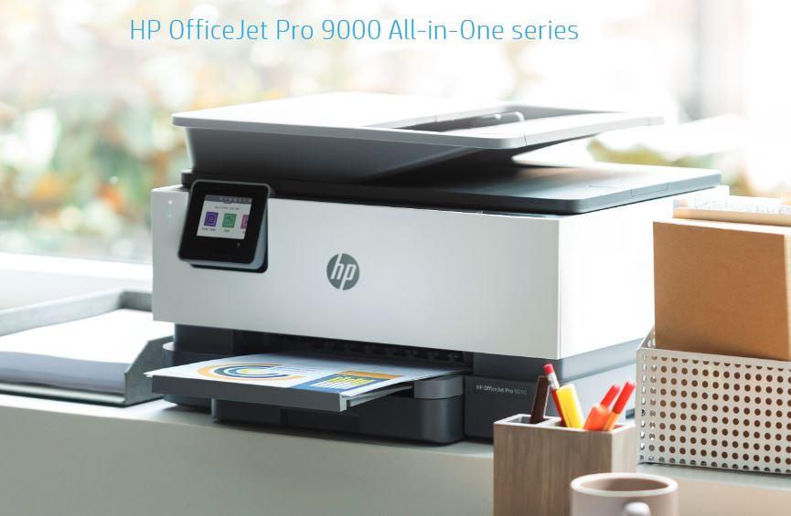 HP OfficeJet 9020