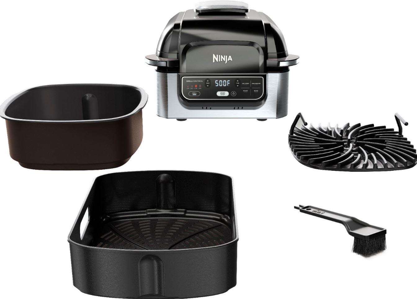 Ninja Foodi Grill parts