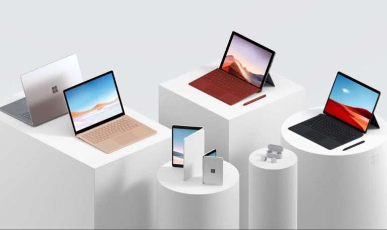 Surface 2020