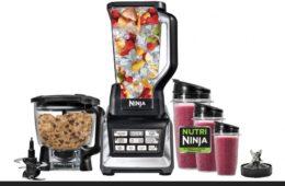 Nutri Ninja Blender System with Auto-iQ BL682