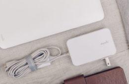 Moshi Moshi ProGeo USB-C 65W charger