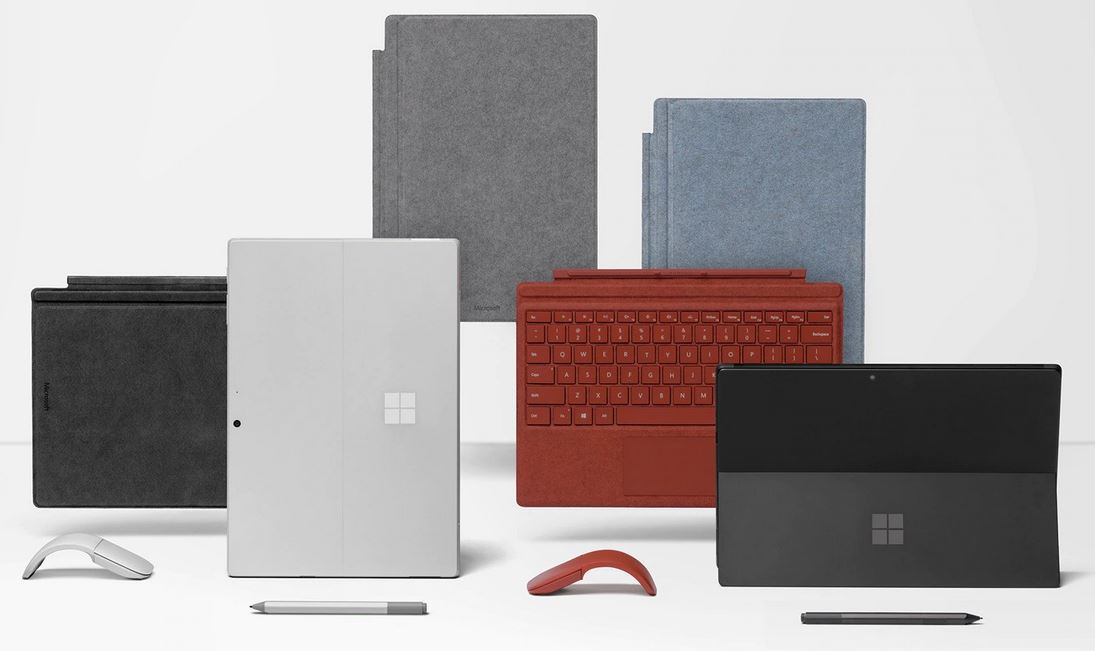 Surface Pro 7 accessories