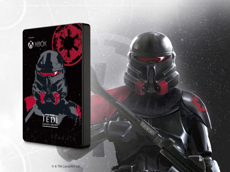 Seagate Game Drive for Xbox – Star Wars Jedi: Fallen Order