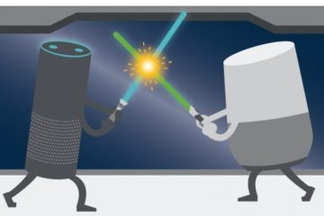 Battle of the smart speakers 2019