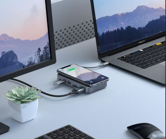 ALOGIC USB-C Dock Wave