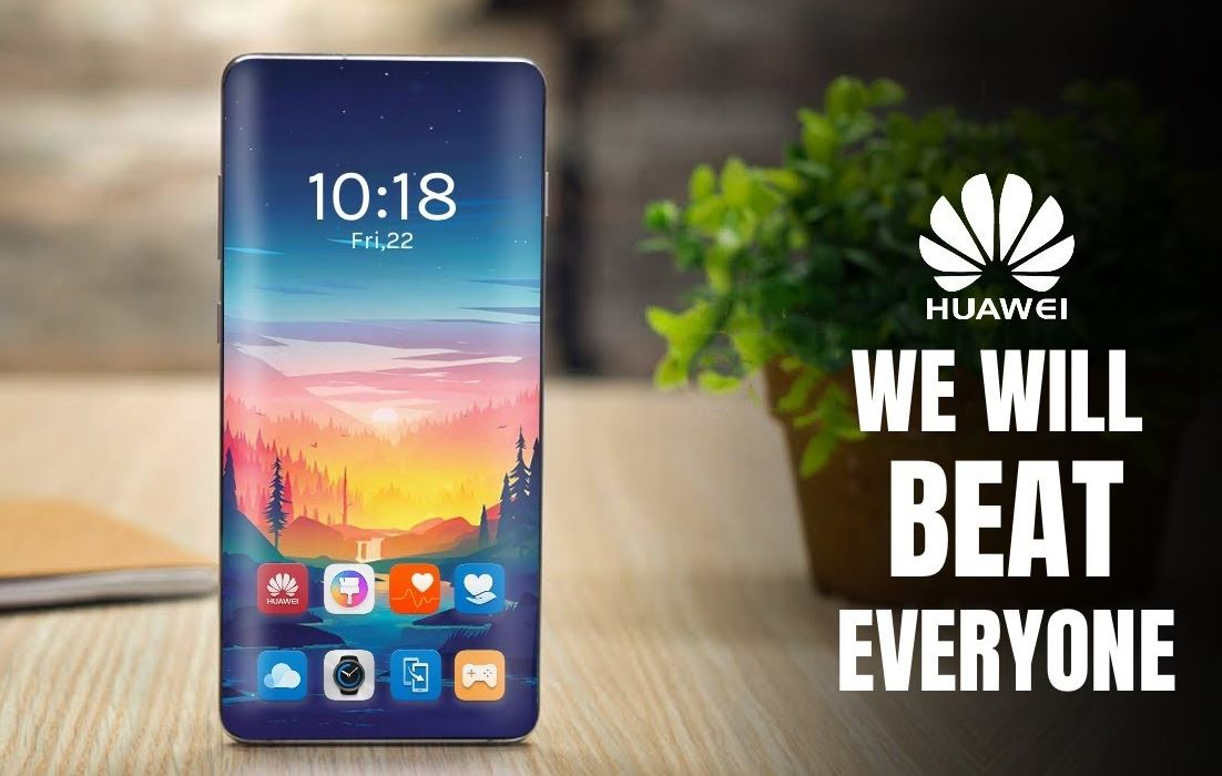 Huawei Harmony OS instead of Google Android