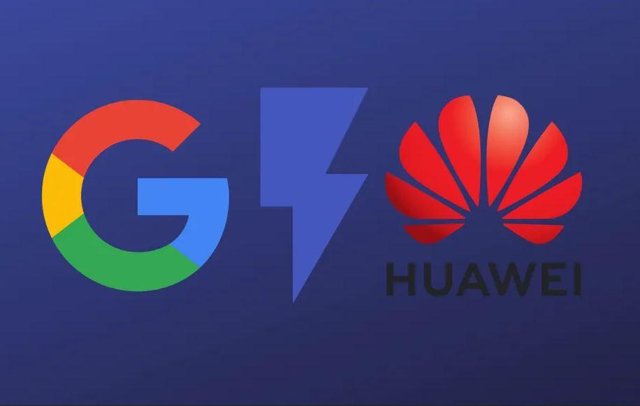 Huawei can't do Google