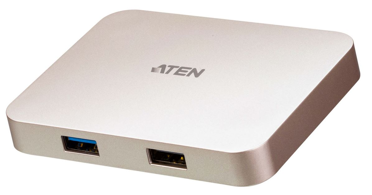 ATEN USB-C 4K Mini-dock